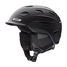 Smith Men's Vantage Ski Snow Helmet Matte Black E00655 Medium
