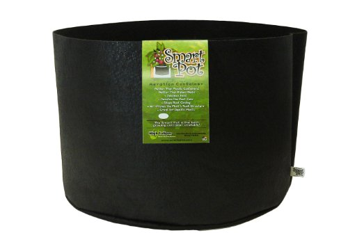 Smart Pots 15-Gallon Soft-Sided Container, (Smart Pot)