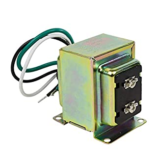 Newhouse Hardware 30TR Door Bell Transformer, 16v 30va, Compatible with Ring Video Doorbell Pro, UL Certified
