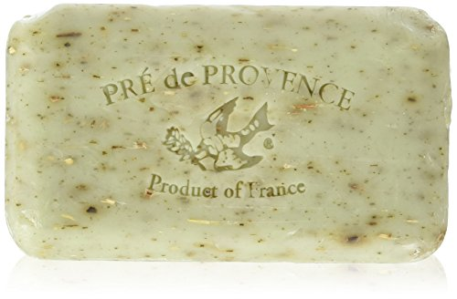 Pre de Provence Shea Butter Enriched Artisanal French Soap Bar (150 g) - (150g Soap)