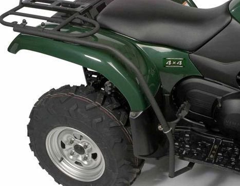 Lounger Tennessee (Bison ATV Can Am Rear Fender Guards with Foot Pegs. Heavy Duty Steel. Select Your Model Below. FNDGRD Series)