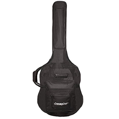Electric Padded Bass (ChromaCast Pro Series Electric Bass Guitar Padded Gig Bag)