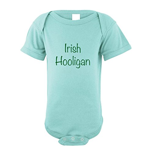 Irish Hooligan Baby Bodysuit One Piece Chill 18 Months