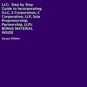 LLC: Step-by-Step Guide to Incorporating Audiobook
