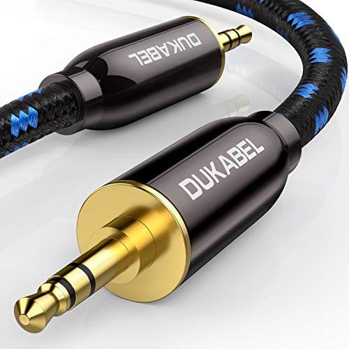 DuKabel Cable de audio AUX de alta