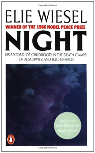 a book review of elie wiesels night The book night opens in the town of signet where elie wiesel, the author, was  born he lived his child hood in the signet, transylvania he had three sisters.