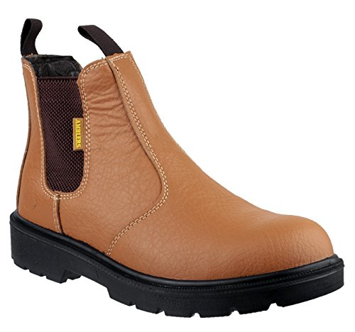 3 Sizes 15 Amblers FS115 All UK Dealer Boot Steel wZPdnwExq