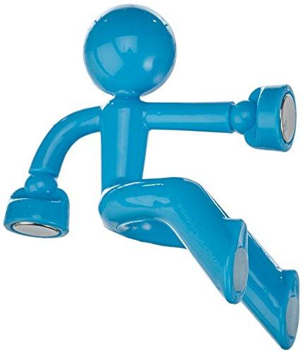 Wholesale 1 X Key Pete Magnetic Key Holder (Single, Blue)