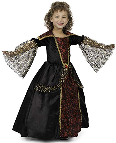 Princess Paradise Versailles Vampiress Costume, Medium -