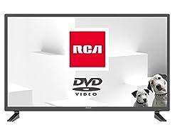 RCA 32-Inch 720p 60Hz LED HDTV/DVD Combo...