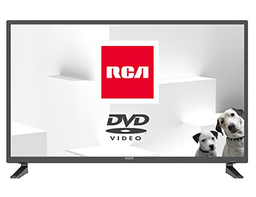RCA 32-Inch 720p 60Hz LED HDTV/DVD Combo (Dvd Tv Built)