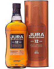 JURA 12yrs Single Malt Whisky, 700ml
