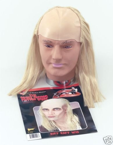 RIFF RAFF WIG FROM ROCKY HORROR PICTURE SHOW by Bristol Novelties