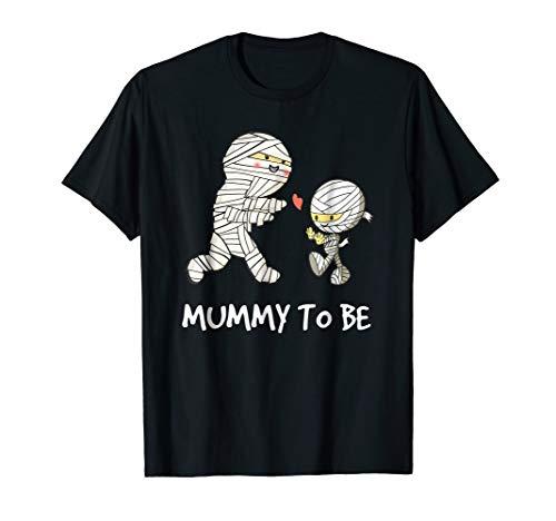 Mummy To Be TShirts - Cute Funny Halloween Tshirts