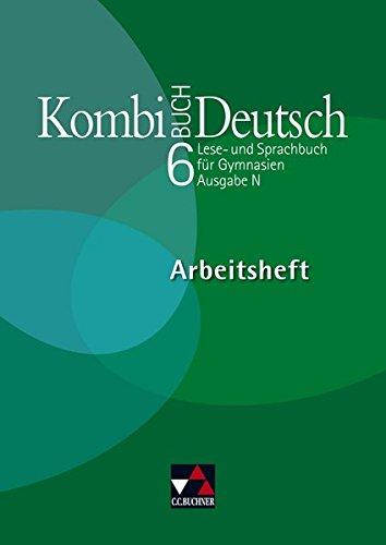 Kombi-Buch Deutsch - Ausgabe N / Kombi-Buch Deutsch N AH 6