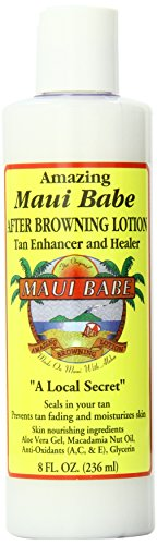 (Maui Babe After Browning Tanning Lotion 8 Ounces )