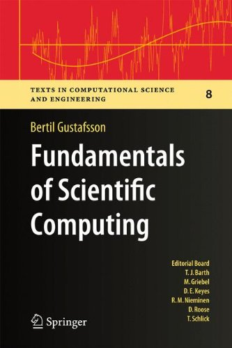 Fundamentals Of Scientific Computing (Texts In Computational Science And Engineering)