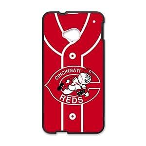 MLB Cincinnati Reds Phone Case for HTC M8