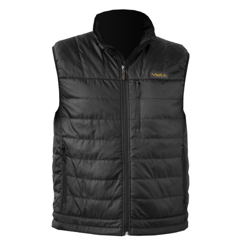 Volt Resistance Mens Insulated Heated Vest X-Large Black