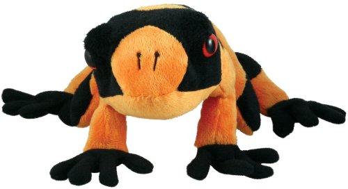 Orange Tree Frog - CuddleZoo Tree Frog (Orange & Black)