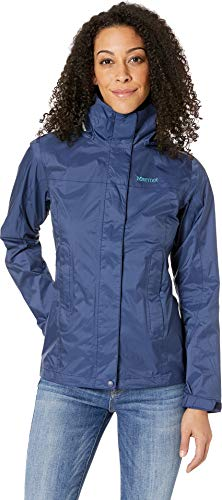 Marmot Women's PreCip¿ Eco Jacket Arctic Navy Medium