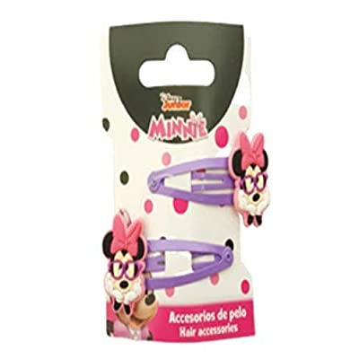 Hair Accessories - Clips Minnie Mouse: Toys & Games