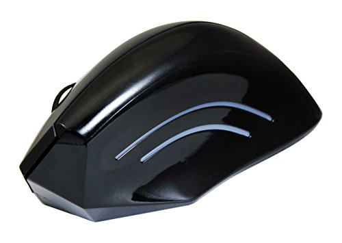 Adesso 2.4 GHz RF Wireless Vertical Ergonomic Laser Mouse (iMouse - Showroom Optical Design