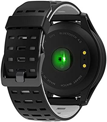Amazon.com: Nueva F5 Smart Watch con GPS Altímetro Barómetro ...