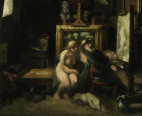 oil-painting-jan-stobbaerts-rest-of-diana-19th-century-printing-on-perfect-effect-canvas-8x10-inch-2