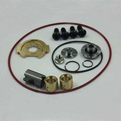 Paddsun 6.0 Powerstroke Turbo Rebuild Kit Fit 6.0 Ford Super Duty 2003-2007, Ford Excursion, F250, F350, F350+Cab 6.0, Ford Econoline Van 6.0 2003-2010 GT3782VA (79 Ford Econoline Van)