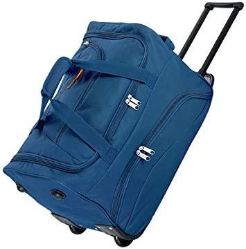 Azul GABOL Bolso Ruedas Week 15 litros Bolso de Viaje 50 cm