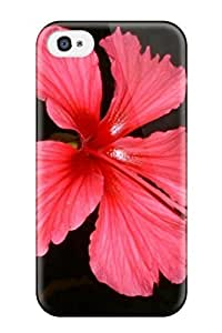 Case Cover Tropical Flower/ Fashionable Case For Iphone 4/4s Kimberly Kurzendoerfer