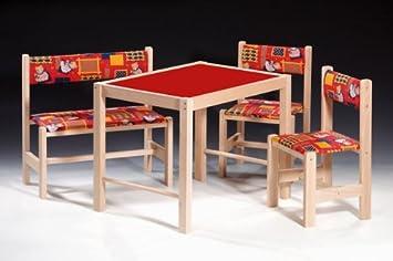 Outdoor Küche Holz Kinder : Ts ideen kinder sitzgruppe tisch stühle holz er set kinderzimmer