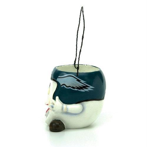 SC Sports Philadelphia Eagles Halloween Ghost Bucket - Philadelphia Eagles Philadelphia Eagles Candy
