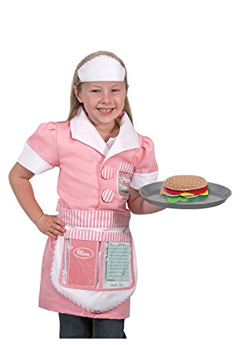 Melissa Doug Waitress Role Years