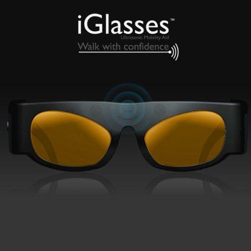 iGlasses Ultrasonic Mobility Aid- Tinted Lens