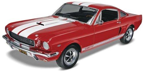 アメリカレベル 1/24 66 シェルビー マスタング GT350 4293 プラモデルの商品画像