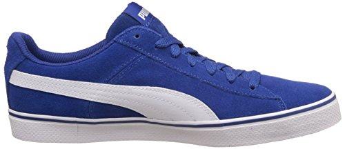 Blue Basses White Vulc Adulte Bleu 1948 puma True Mixte Sneakers 08 Puma TOU8q6