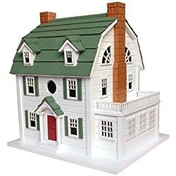 Home Bazaar Dutch Colonial Birdhouse with Aka Amityville Horror House