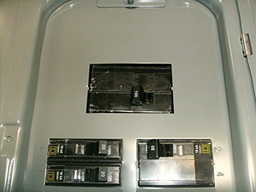 SD-100A Square D Generator Interlock Kit QO & Homeline Indoor or outdoor 100 or 125 amp panels by Geninterlock.com (Image #2)