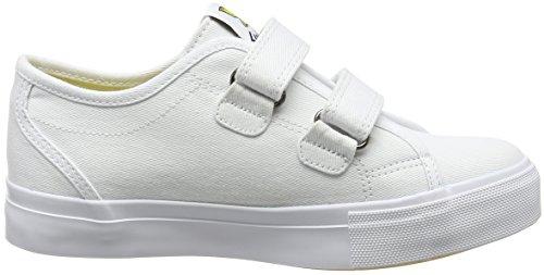 Lyle & Scott Teviot Junior Vecro Straps - Zapatilla baja Niños White (White)