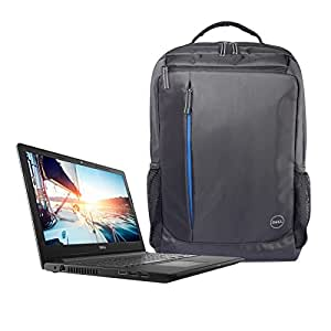 "Dell Inspiron I3567_i341TSW10sB_119_OPP Laptop 15.6"" HD, Intel Core i3-6006U, 4GB RAM, 1TB HDD, Windows 10 (Bundle con mochila Dell)"