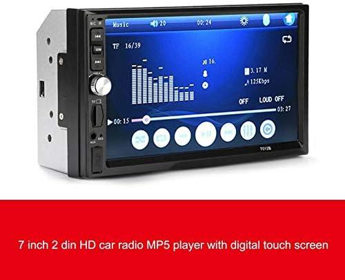 7012b 7 Double 2din Car Mp5 Player Bt Touchscreen Elektronik