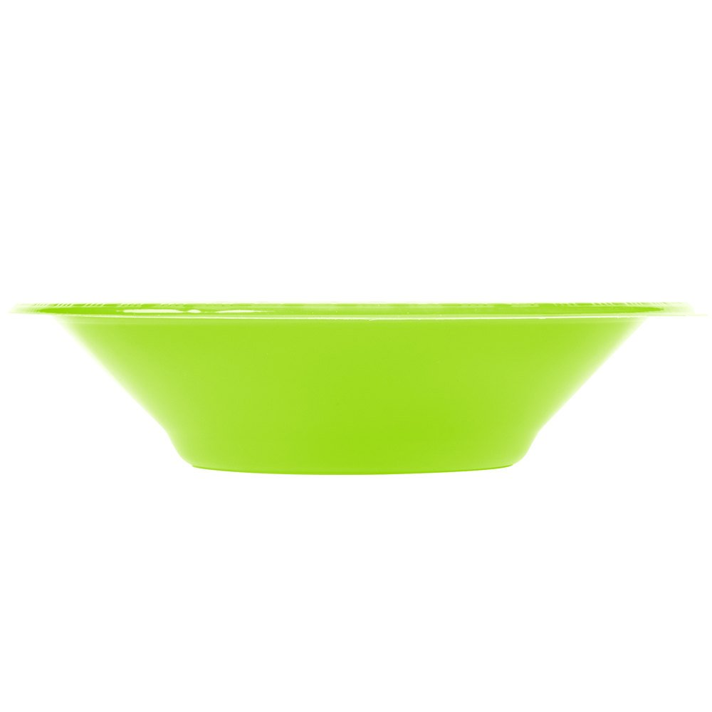 12 Oz Pack of 20 Party Supplies Amscan Reusable Party Bowls Tableware Plastic Bright Royal Blue