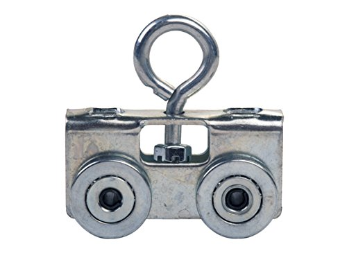 Genuine Unistrut P2751-EG 4 Wheel Eye Loop Trolley