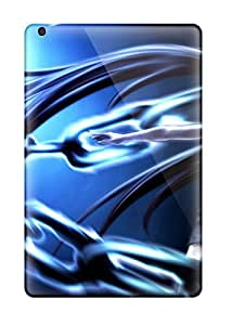 New Style New Black Rock Shooter Skin Case Cover Shatterproof Case For Ipad Mini 2