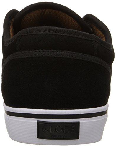 Globe Motley Hombre US 7.5 Negro Deportivas Zapatos