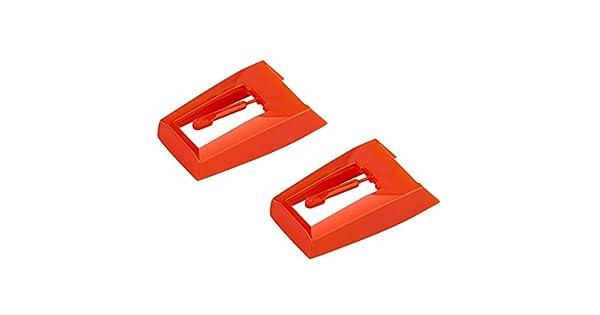 Amazon.com: 1byone aguja de repuesto para tocadiscos ...