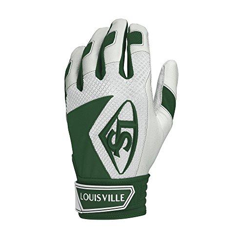 Louisville Slugger Series 7 Batting Glove, Dark Green, ()