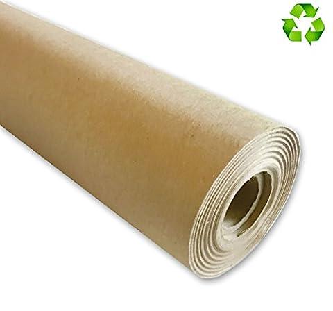 #1 Eco Kraft Paper Roll, Large 30